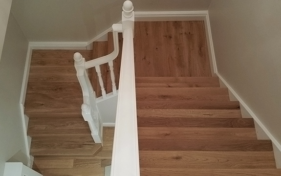 Stairs conversion in Whitton