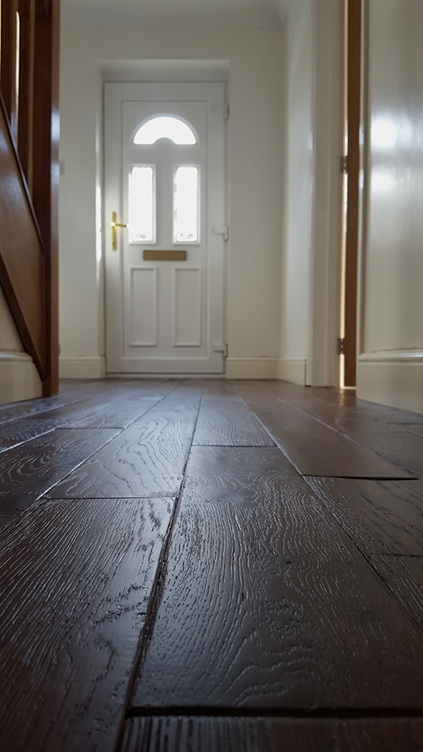 Hardwood floor installation Godalming